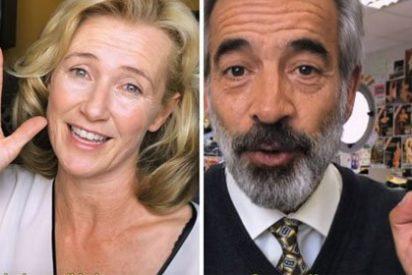 Anticorrupción les pone la X y los memes sobre Imanol Arias y Ana Duato incendian las redes