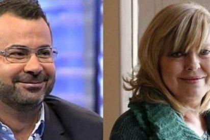 Jorge Javier se engancha en Twitter con la periodista estrella de Podemos y la pone morada