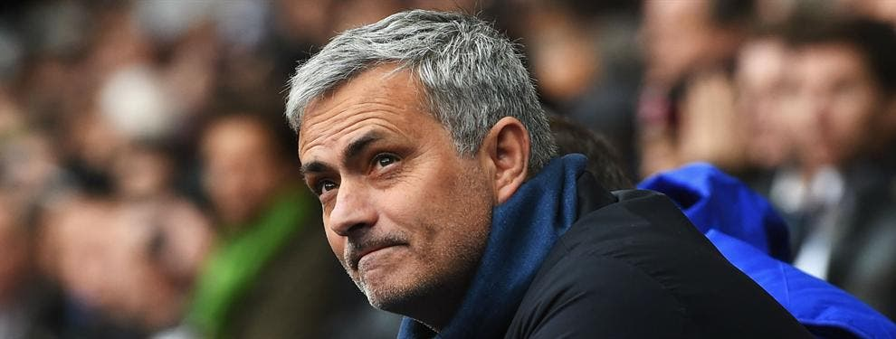José Mourinho hace todo lo posible para convencer a De Gea