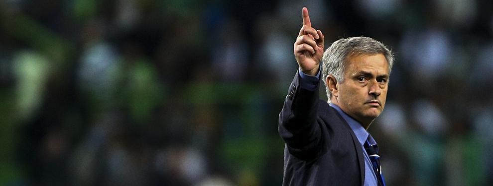 José Mourinho le lanza un ultimatum al Manchester United