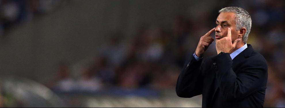 José Mourinho se prepara para entrar en guerra contra el Real Madrid