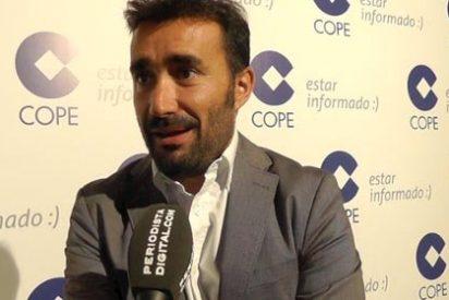 """Juanma Castaño sufre el ataque de un 'hater' en Twitter: """"Sinvergüenza, patético, bobo..."""""""