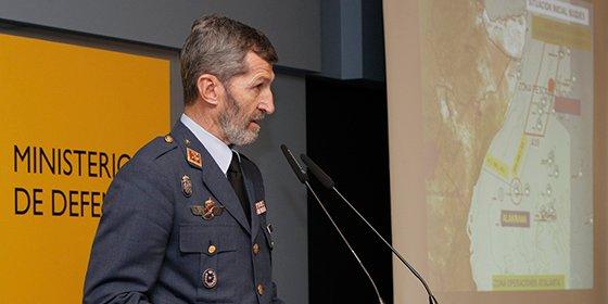 """La misiva de un militar que deja como un trapo a Julio 'El Rojo', el """"pacifista y antimilitarista"""" general de Podemos"""