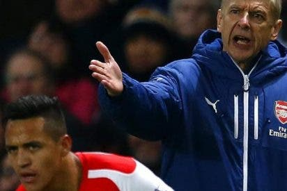 La bronca de Alexis Sánchez en el Arsenal moviliza a su agente