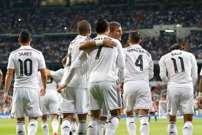 La bronca de las broncas en el vestuario del Real Madrid