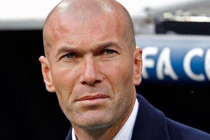 Zinédine Zidane viaja a Milán hasta con los lesionados
