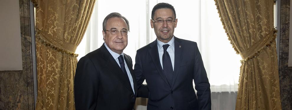 La carta de Bartomeu que falta al respeto al Real Madrid