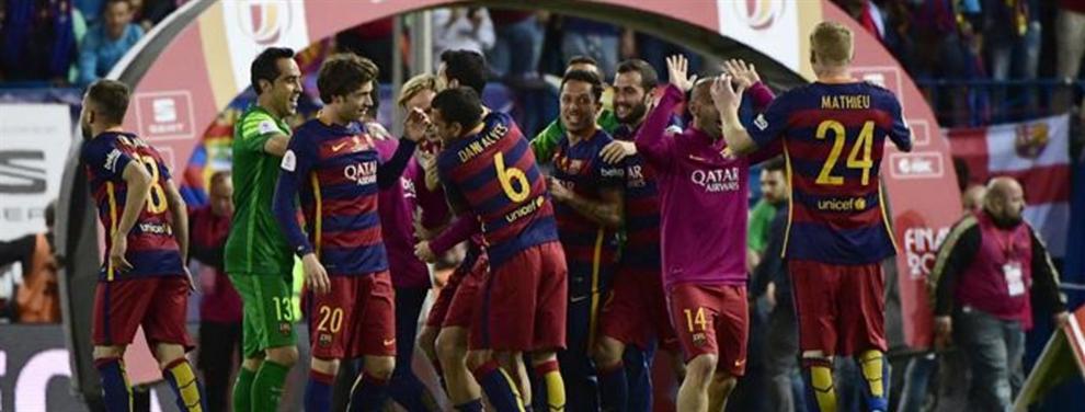 """""""La Champions no cambiará nada: el Barça seguirá siendo el mejor del mundo"""""""