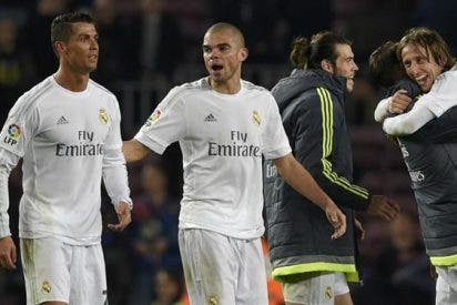 La estrella de Holywood que ha viajado a Milán con el Real Madrid