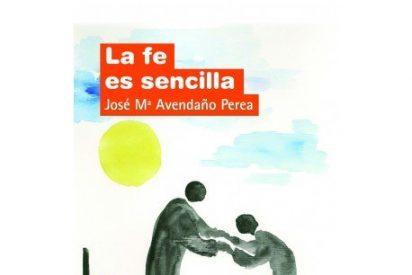 Avendaño firmará ejemplares de su libro en la Feria