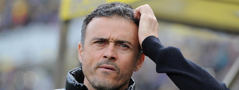 La filtración que liquida a Luis Enrique en el vestuario del Barça