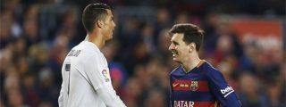 La goleada (en millones de euros) de Cristiano Ronaldo a Leo Messi