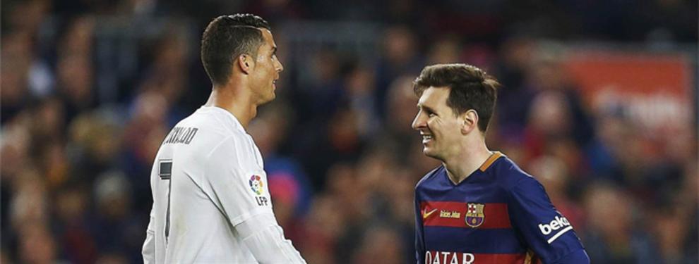 La guerra que tiene montada Cristiano Ronaldo con Messi en China
