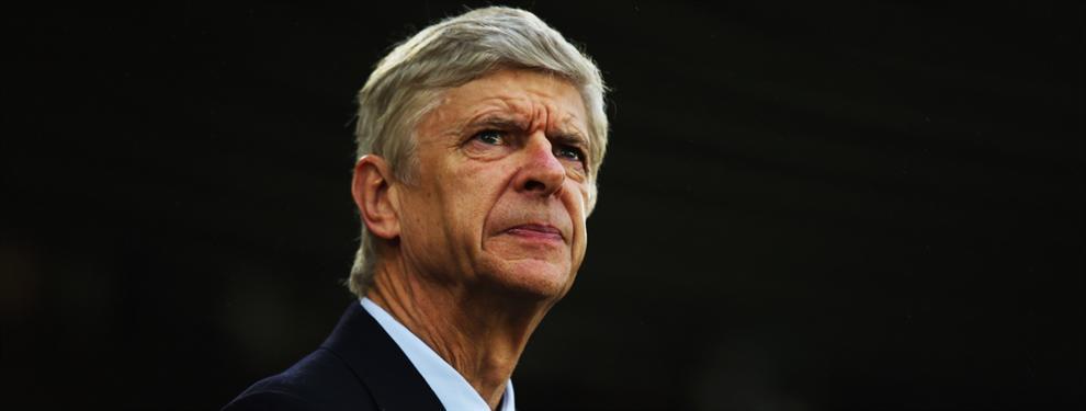 La lista de la compra de Arsene Wenger en el Atlético de Madrid