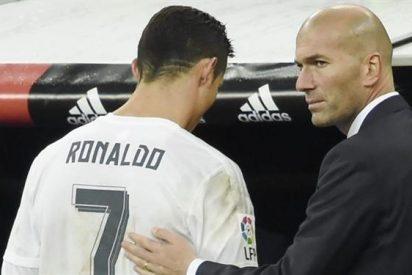 La petición de Cristiano Ronaldo que Zidane no ha sido capaz de parar (esta vez)