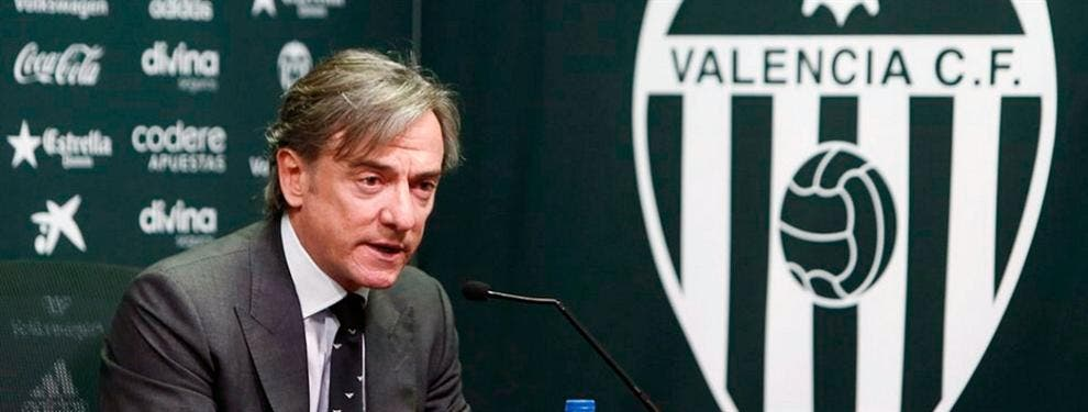 La 'revolución española' que quiere llevar a cabo Suso en el Valencia