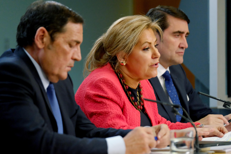 La Junta realizará inversiones directas en el mundo rural de Castilla y León por valor de 186,7 millones de euros en la presente legislatura