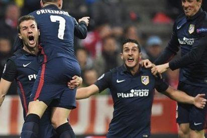 El Atlético de Madrid alcanza la final de la Champions ante 8 millones (44,5%) en Antena 3