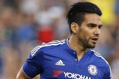 Las exigencias de Radamel Falcao lo alejan del fútbol europeo