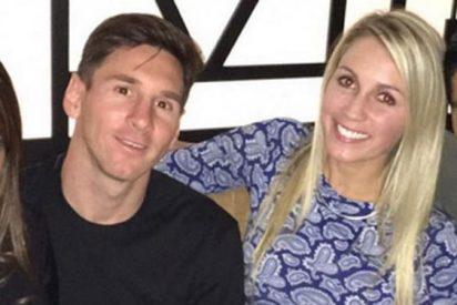 Las mujeres de Messi y Luis Suárez no quieren saber nada de Neymar