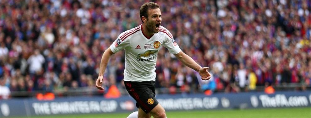 Las opciones de Juan Mata para ?escapar? de José Mourinho