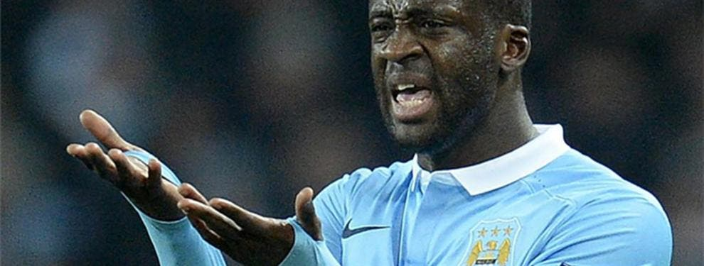"""Las redes se ceban con Yayá Touré, el """"señor mayor"""" que dirige al City"""