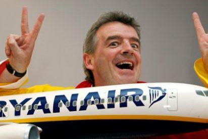 Ryanair dispara sus ganancias un 43% en su último ejercicio fiscal, hasta los 1.242 millones