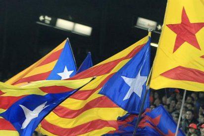 Lío en Barcelona con la prohibición de esteladas en la final de Copa