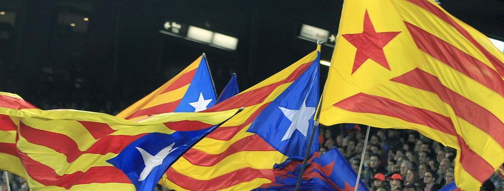 """Relaño: """"Cuando un tercio de los culés llevan la estelada da la impresión que todo el Barça es independentista. Y no es verdad"""""""