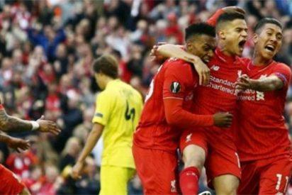 Anfield y el Liverpool fueron demasiado para el Villarreal, que se queda sin final