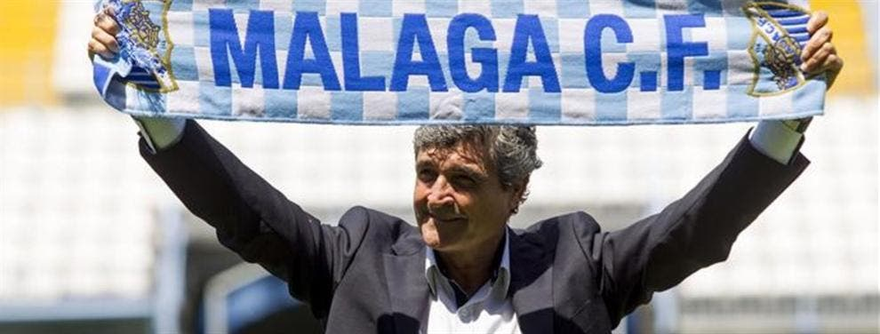 Lo que esconde el fichaje de Juande Ramos por el Málaga