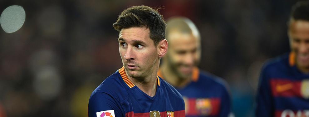 Lo tiene todo planeado: Messi quiere a Simeone en la selección argentina