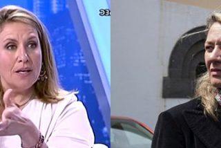 """La contundente definición de Cristina López Schlichting al hablar de 'Miss Aeropuertos': """"Es una chula"""""""