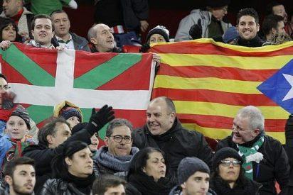 El Gobierno prohíbe las esteladas independentistas en la final de la Copa del Rey