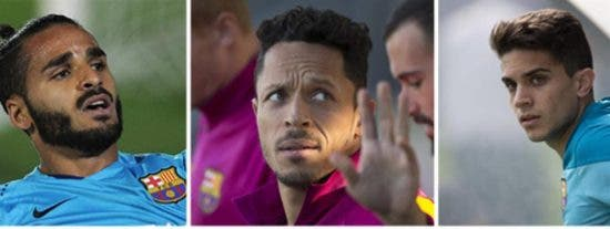 Los jugadores de Barcelona que casi no vieron acción y pueden ser campeón