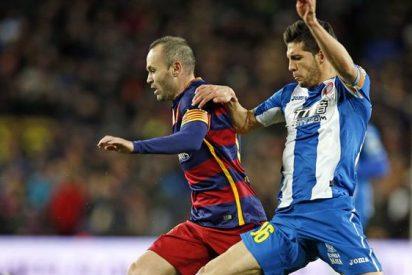 Los jugadores del Espanyol se conjuran para robarle la Liga al Barça