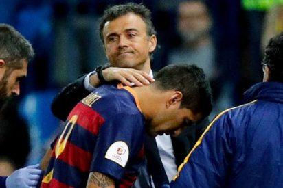 Los mensajes en el vestuario del Barça sobre la Champions del Madrid