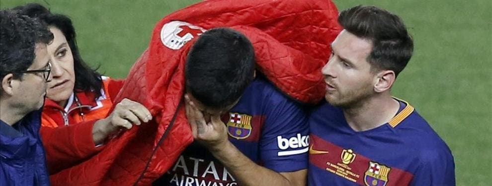 Los mensajes entre Messi y Suárez tras el partido de San Siro