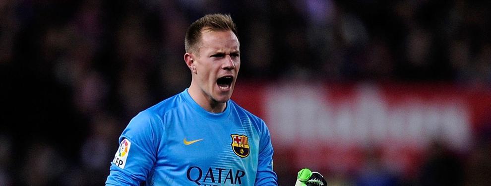 Los porteros en la agenda del Barça para ventilarse a Ter Stegen