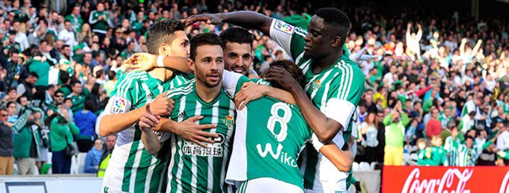 Los primeros descartes del Real Betis para la 2016-17 salen a la luz