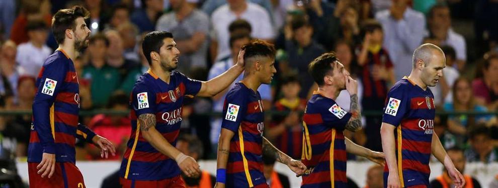 Los rumores sobre los fichajes del Barça preocupan en el vestuario culé