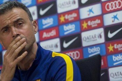 Luis Enrique no seguirá si el Barça acaba el año en blanco