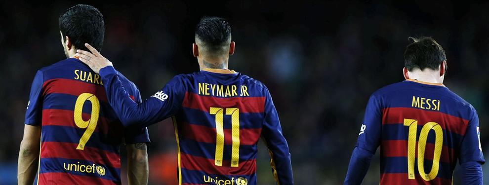 Luis Suárez contó todos los secretos de vestuario con Messi y Neymar Jr.