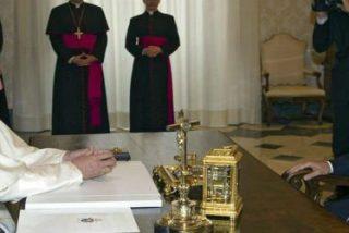 Macri dona 1,16 millones de dólares al proyecto educativo del Papa Francisco