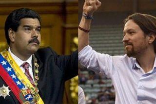 """Así 'condena' Pablo Iglesias el estado de excepción de Maduro: """"Felicidades al Barça y a todos sus seguidores"""""""