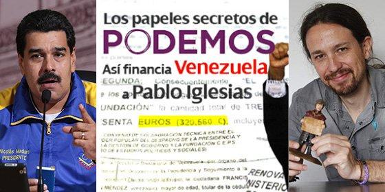 """""""Sorprende el silencio timorato del PSOE sobre Podemos, pero mucho más la nula presión judicial"""""""