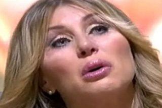 La televisiva Malena Gracia se queda en la ruina y vive el peor momento de su vida