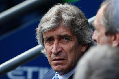 El Pellegrini más agrio en su etapa final en el Manchester City no acepta la derrota ante el Real Madrid