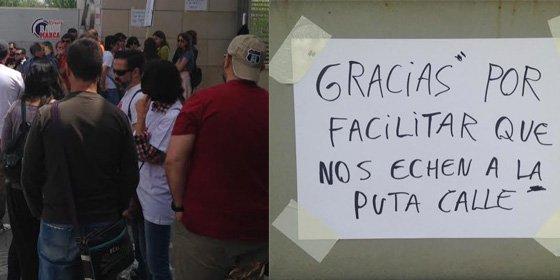 """Los trabajadores de Marca y Radio Marca sí hicieron huelga: """"Unidad Editorial y Fernández-Galiano son una máquina de destruir empleo"""""""