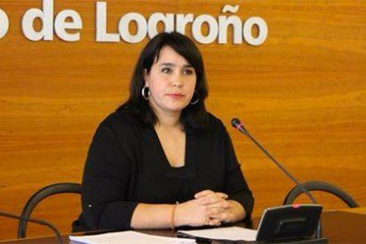 El desgarrador llanto de la responsable de Ciudadanos en Logroño